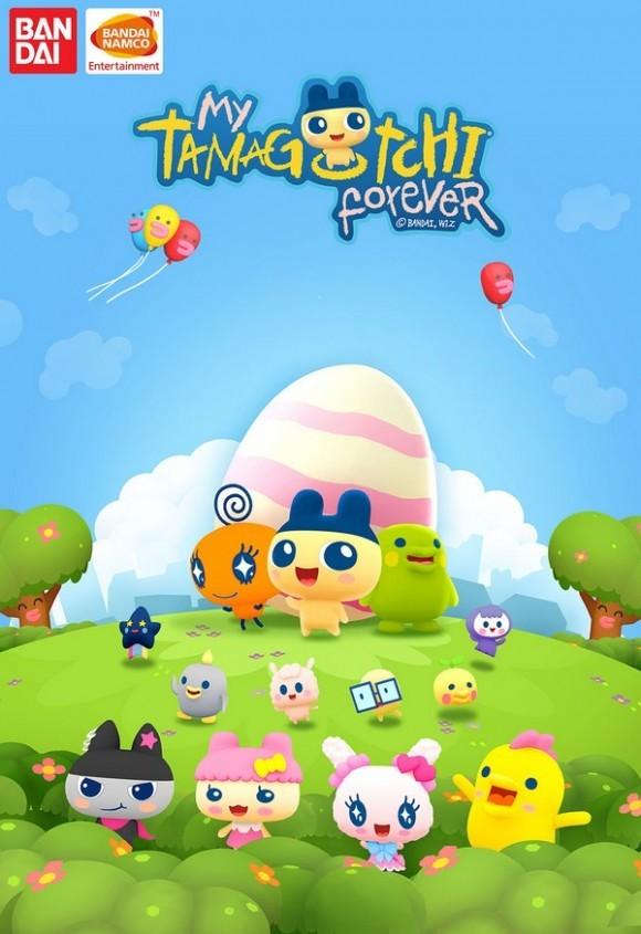 «Тамагочи» выйдет в виде мобильной игры для iOS и Android