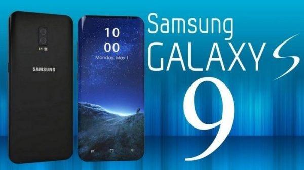 90% лицевой панели Samsung Galaxy S9 займет его экран