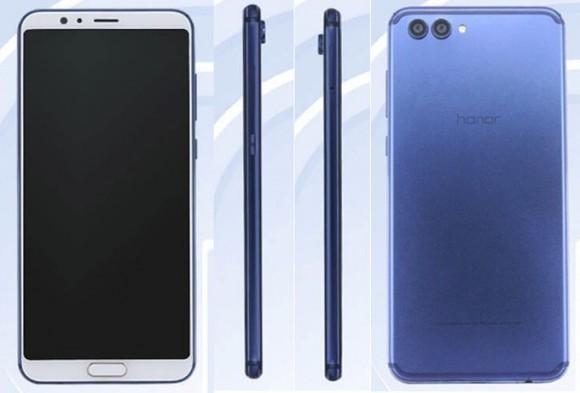 Китайцы раскрыли подробности о безрамочном Huawei Honor V10