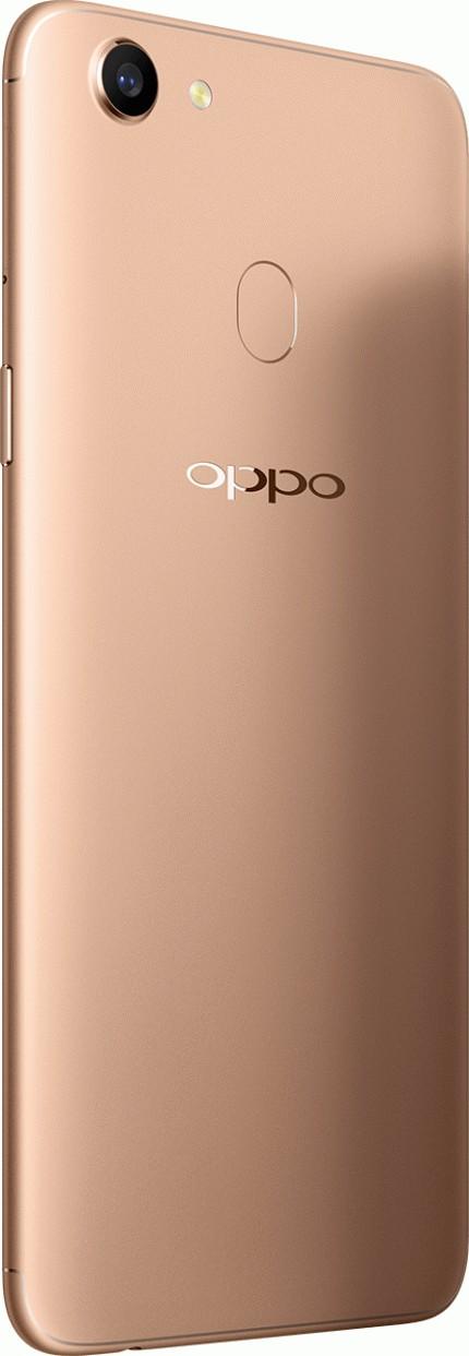 Oppo представила безрамочный смартфон A79