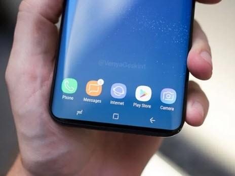 Опубликованы качественные изображения смартфона Samsung Galaxy S9