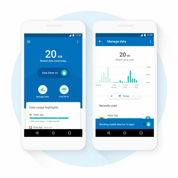 Google представила приложение Datally для контроля трафика