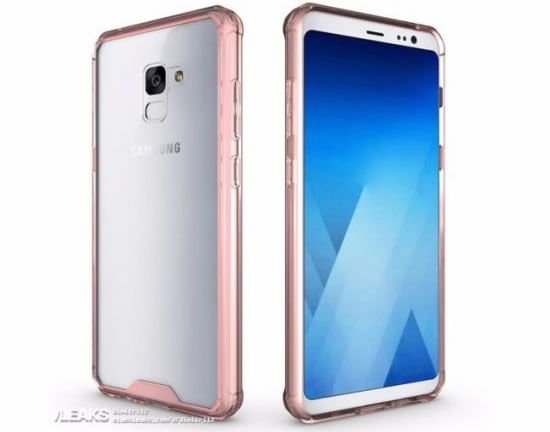 Фото будущих  Samsung Galaxy A5 и A7 (2018)