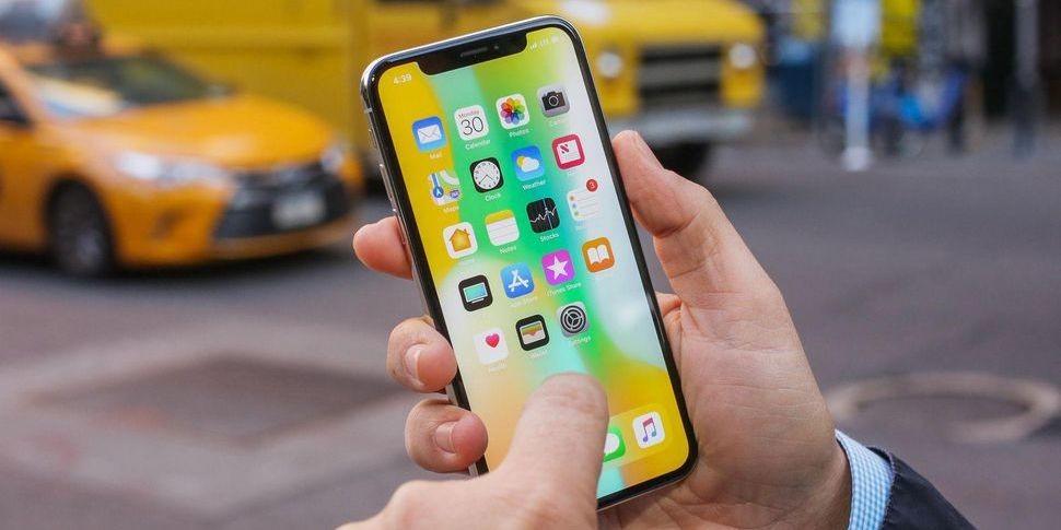Владельцы iPhone X жалуются: сенсорный экран отключается при холодной погоде