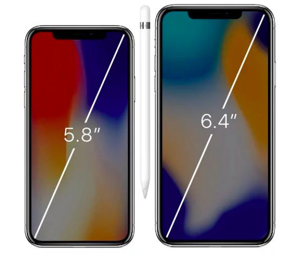 В 2018 Apple выпустит два смартфона с OLED-дисплеями