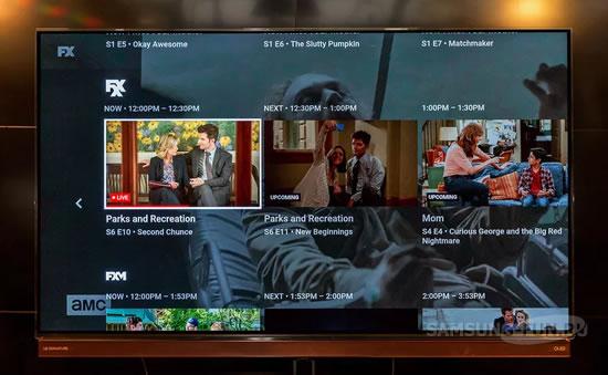 Смарт-телевизоры Samsung получили поддержку YouTube TV