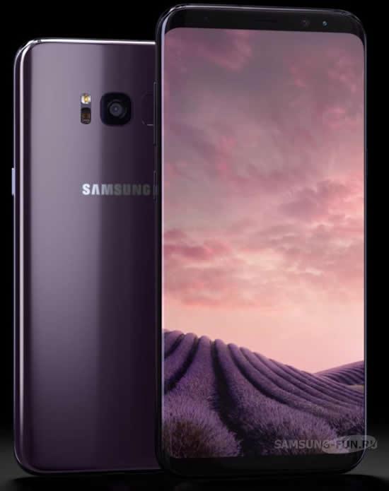SamsungGalaxy S9 получит почти полностью безрамочный дисплей