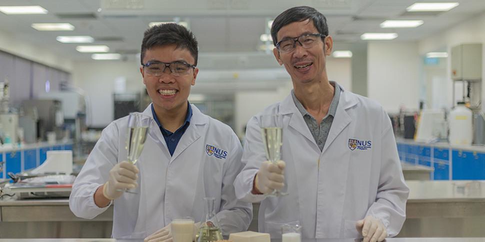 Ученые сделали вино из сыворотки тофу