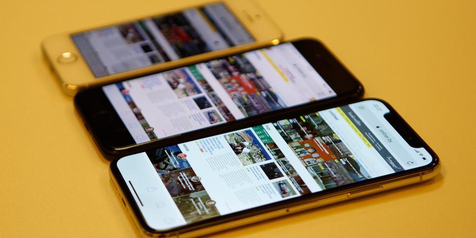 Пользователи жалуются на динамик iPhone X