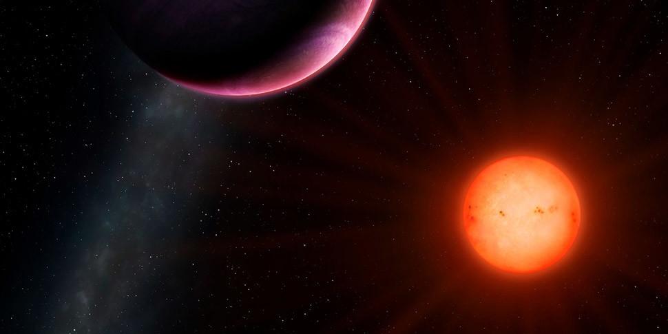 Ученые впервые обнаружили огромную планету на орбите маленькой звезды