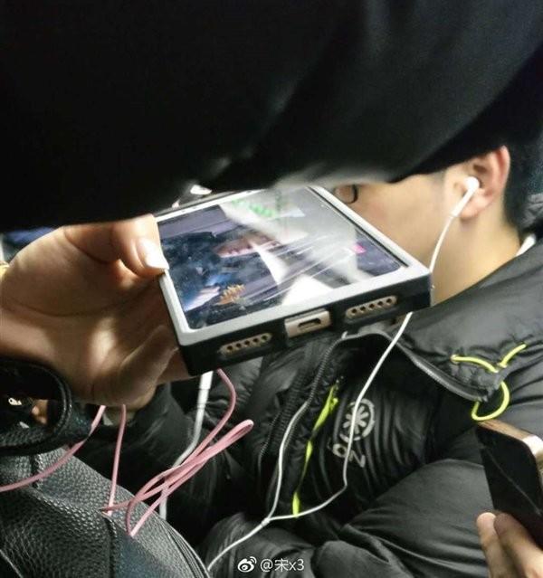Опубликованы первые живые фото смартфона новой линейки Xiaomi