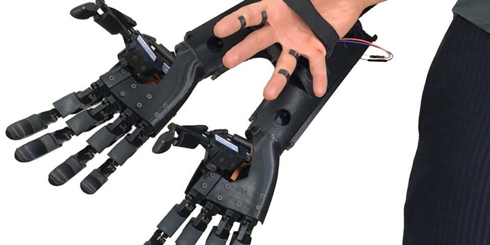 Итальянские инженеры придумали способ увеличить количество рук
