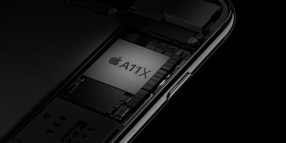 Инсайдеры: новый чип Apple A11X получит восемь ядер