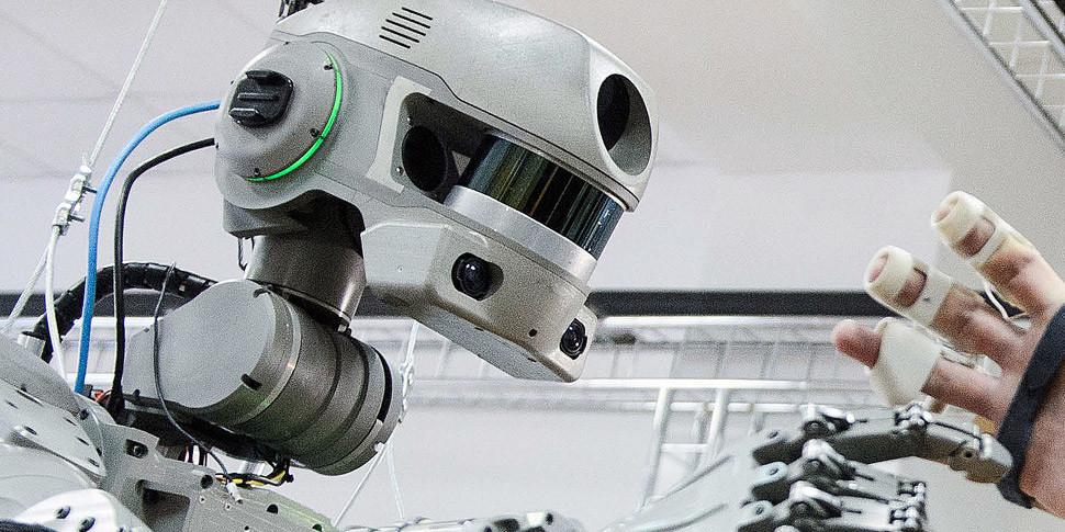 Робот Федор поучаствует во всех испытательных полетах корабля «Федерация»