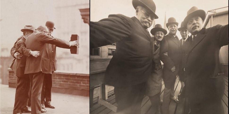 Кто придумал селфи? Пэрис Хилтон присвоила изобретение себе, но интернет ей возразил