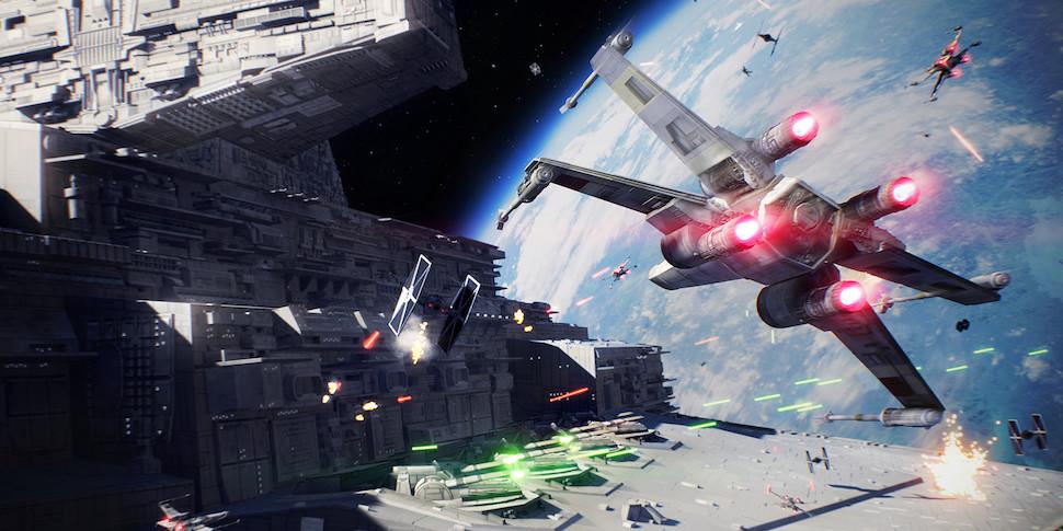 Electronic Arts на время убрала микротранзакции для Star Wars: Battlefront 2 после скандала