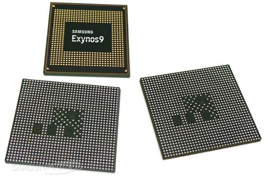 Samsung официально представила чипсет Exynos 9810