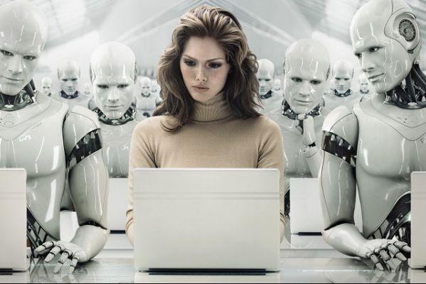 В Японии примут на работу 30 000 роботов
