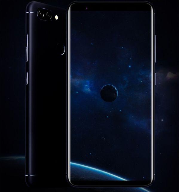 ASUS Pegasus 4S – еще один смартфон с безрамочным экраном