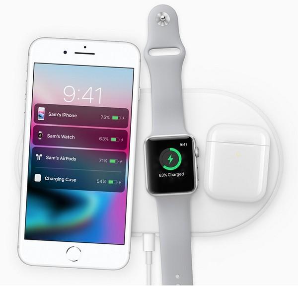 Определена стоимость беспроводной зарядки Apple AirPower Wireless Charging Mat