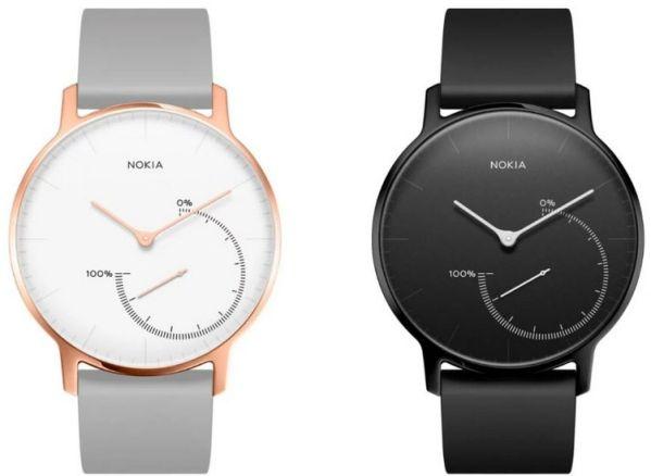 Умные часы Nokia Steel получили ограниченное издание