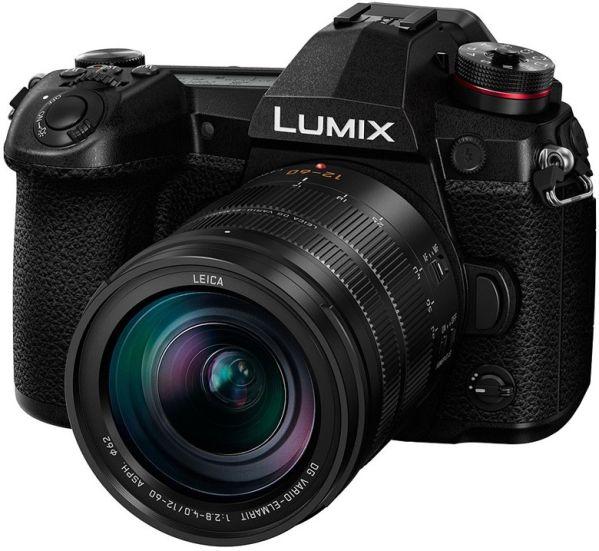 Анонсирована камера Panasonic Lumix DC-G9