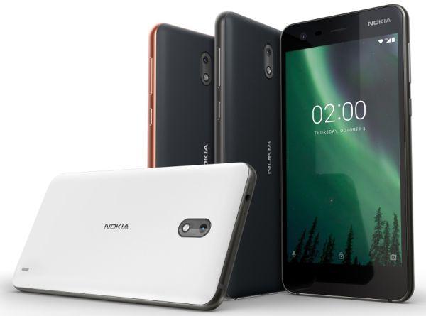 В России вышел бюджетный смартфон Nokia 2