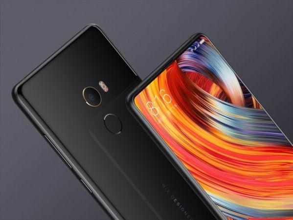 Смартфон Xiaomi Mi MIX 2 вышел в России
