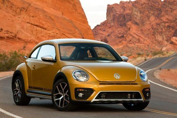Сити-кар Volkswagen Beetle станет электрическим