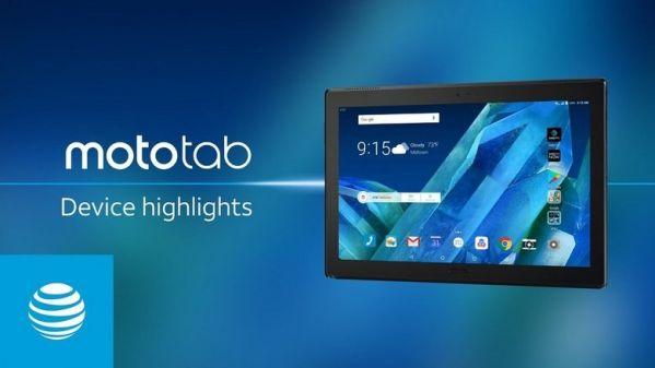Lenovo готовит планшет MotoTab со средним функционалом
