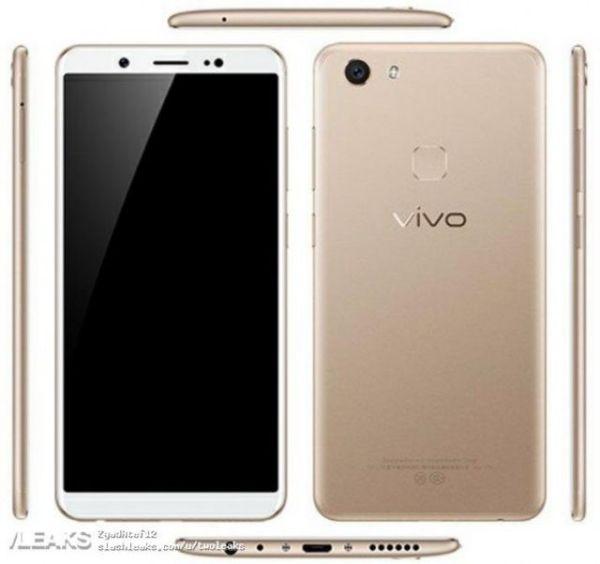 Смартфон Vivo Y75 создан для любителей селфи