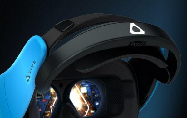 Новая гарнитура виртуальной реальности HTC Vive Focus представлена официально