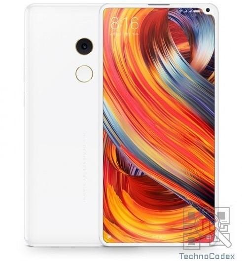Смартфон Xiaomi Mi Mix 2s показался на новом изображении