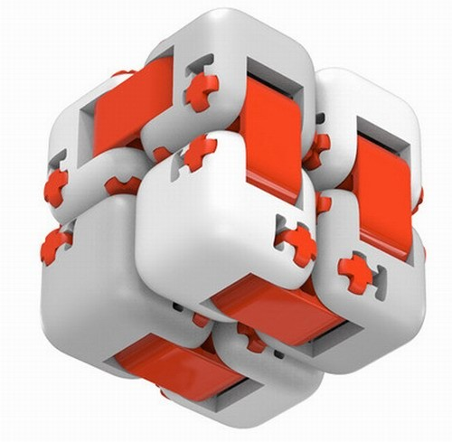Xiaomi представила игрушку-антистресс Mitu Fidget Building Blocks