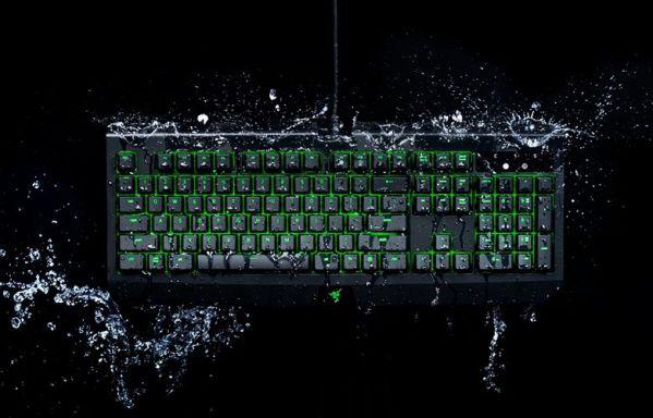 Клавиатуру Razer BlackWidow Ultimate наделили защитой от воды