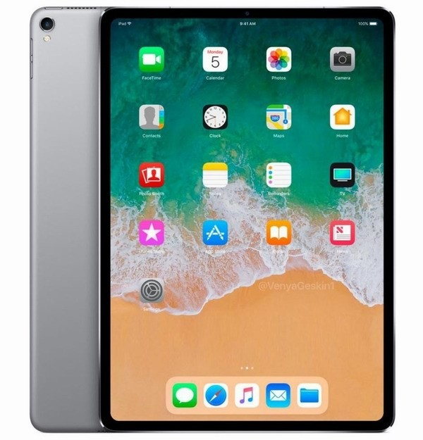 Следующий Apple iPad Pro построят на процессоре Apple A11X