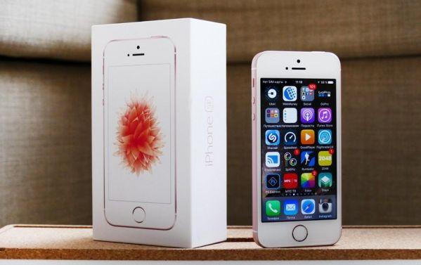 Смартфон Apple iPhone SE 2 может сохранить текущий дизайн