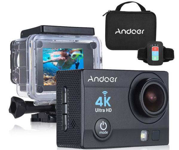 Трио компактных камер со скидкой от интернет-магазина Cafago