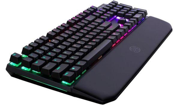 Клавиатуру MasterKeys MK750 наделили съемным кабелем