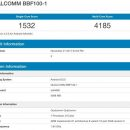 Смартфон BlackBerry KeyTwo засветился в Geekbench
