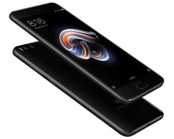 Вышла бюджетная версия смартфона Xiaomi Mi Note 3