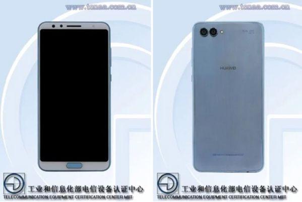 TENAA показал смартфон Huawei Nova 2s