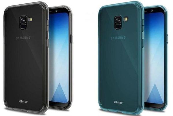 Рассекречена внешность смартфона  Samsung Galaxy A5 (2018)
