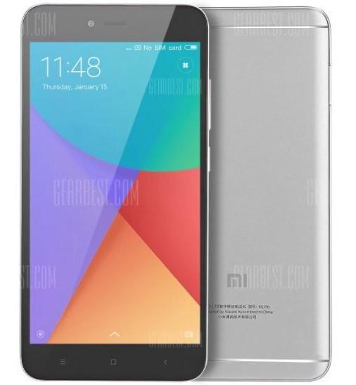 Скидки в GearBest: низкие цены на смартфоны и аксессуары Xiaomi и Blackview
