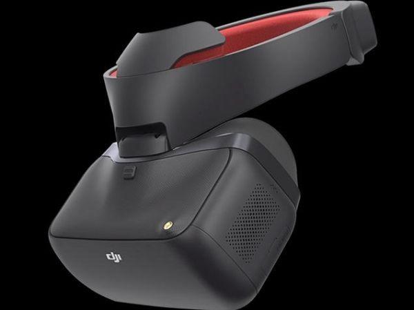 DJI Goggles RE – шлем для гоночных дронов
