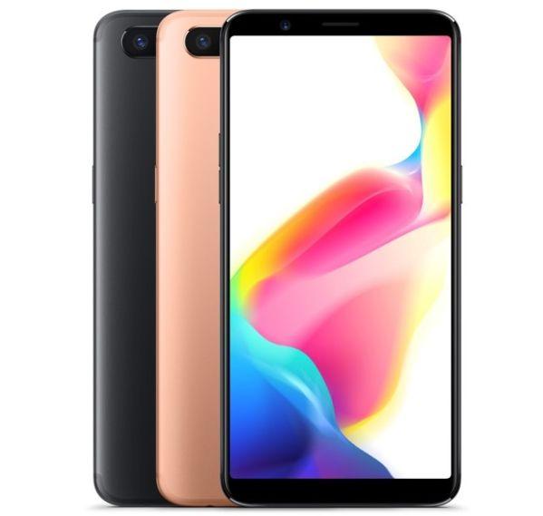 Смартфон Oppo R11s Plus поступил в продажу