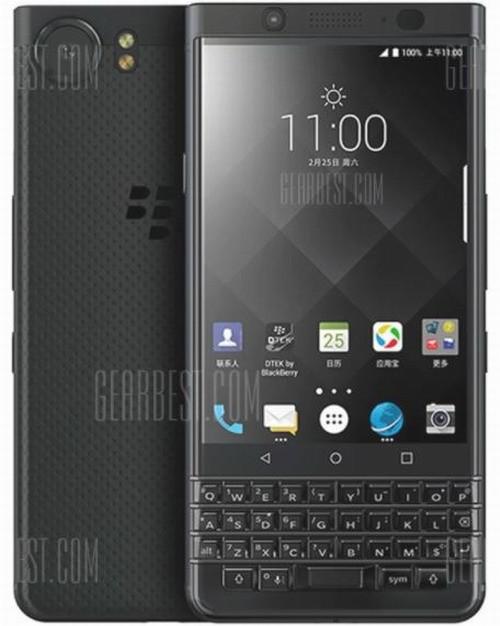 QWERTY-клавиатура и большой экран: в GearBest скидки на смартфоны BlackBerry и Umidigi