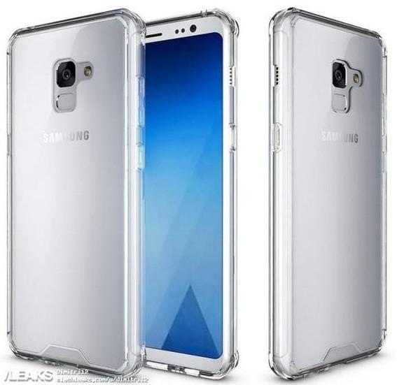 Смартфон Samsung Galaxy A8 Plus (2018) показался на первых снимках
