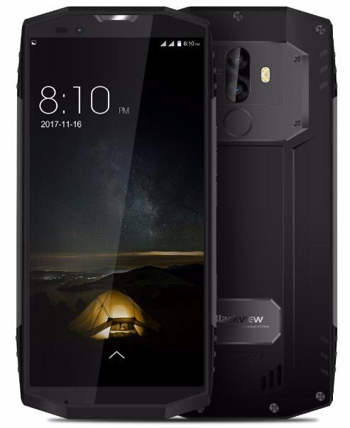 Смартфон Blackview BV9000 Pro заполучил вытянутый экран