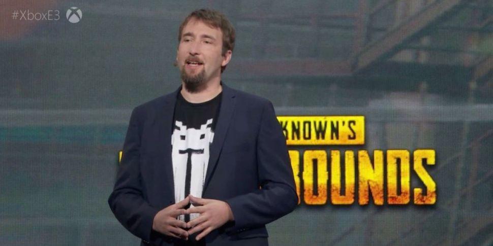 Создатель PUBG считает, что его игра недостойна звания «Игры года»